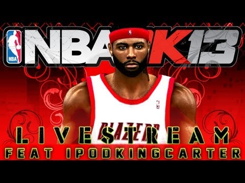 NBA 2K13 XBOX LIVESTREAM 12/07/2012 - Blacktop + MyCAREER + Online Ranked Match Sessions