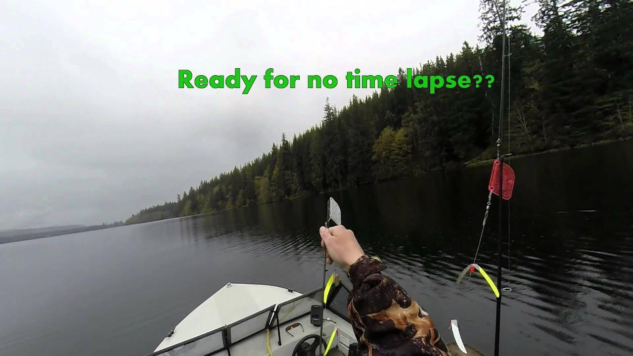 Lake fishing washington state 39 s olympic peninsula april for Olympic peninsula fishing report