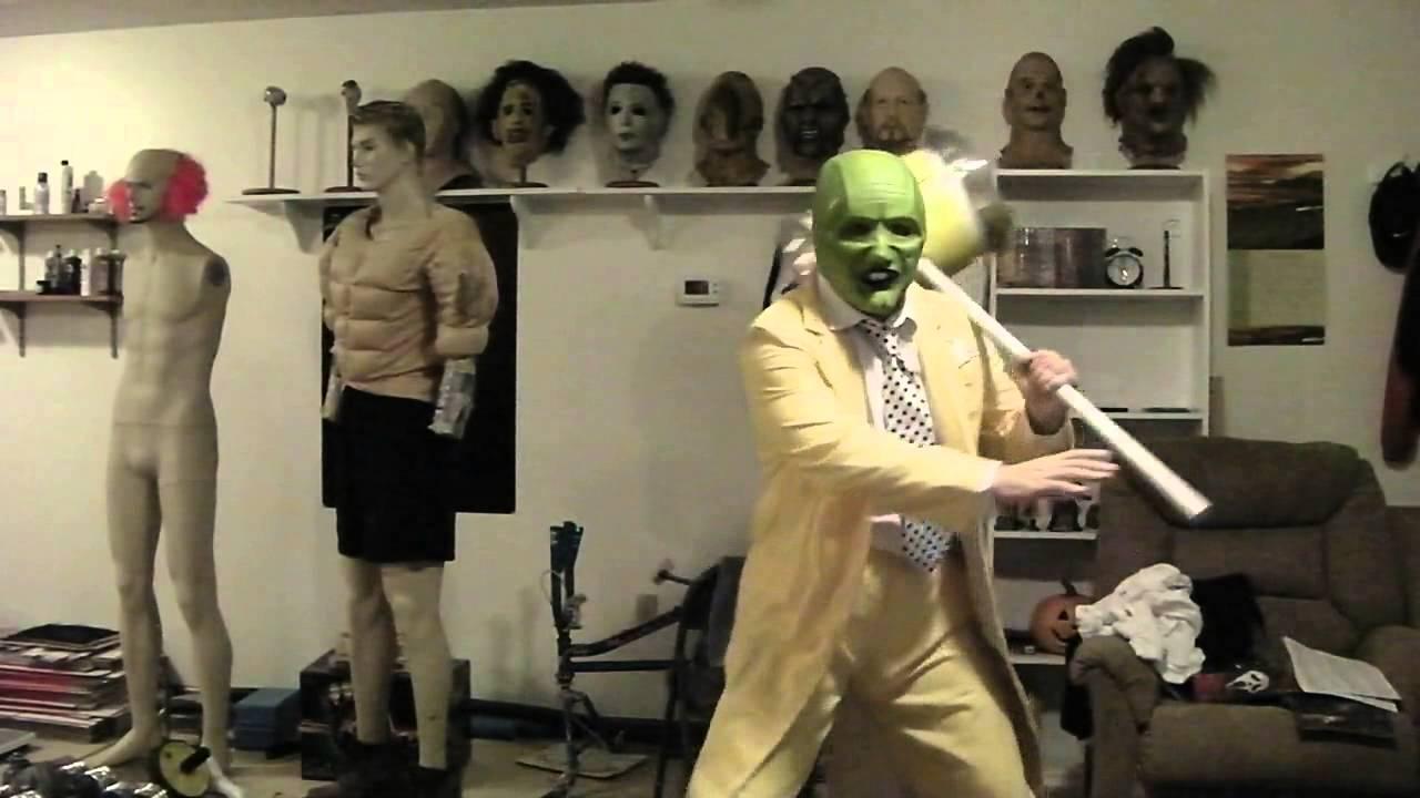 The Mask Costume Jim Carrey