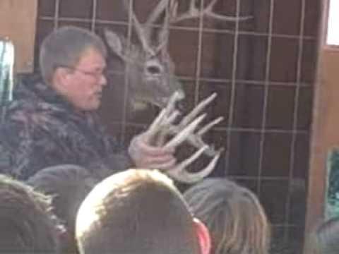Deer Education at Mora High School