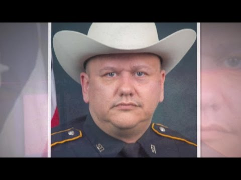 Suspect in Texas deputy murder accused of firing 15 times