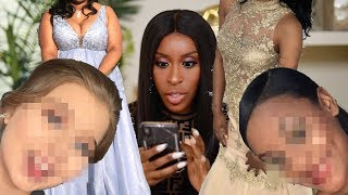 ROASTING My Subscribers PROM MAKEUP LOOKS! | Jackie Aina