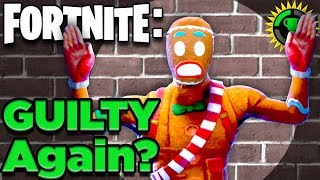 Game Theory: Fortnite is Stealing...AGAIN!?! (The Fortnite Dance Controversy)