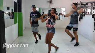 Tic Nervoso -  Anitta e Harmonia do Samba (Coreografia)