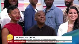 The Kingdom Choir- 'Good Morning Britain', Stand By Me