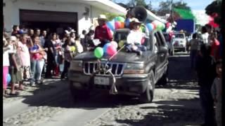 Desfile Ignaugural De Las Fiestas Zapotitlan De Vadillo