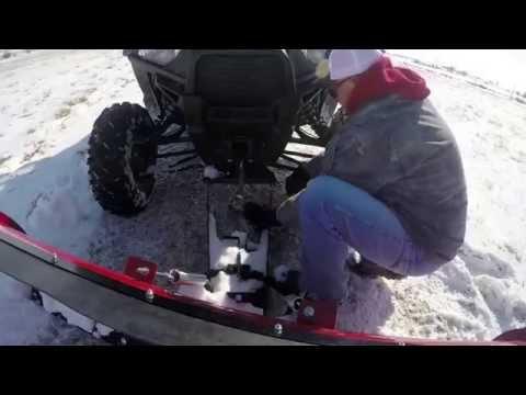 UTV Snow Plow