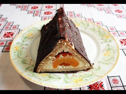 Как приготовить торт из печенья - видео