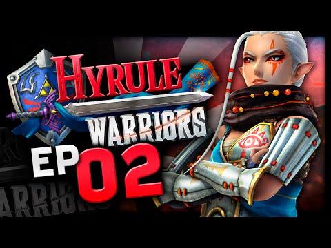 Hyrule Warriors Gameplay Walkthrough Part 2 Eldin Caves CoOp (HARD)
