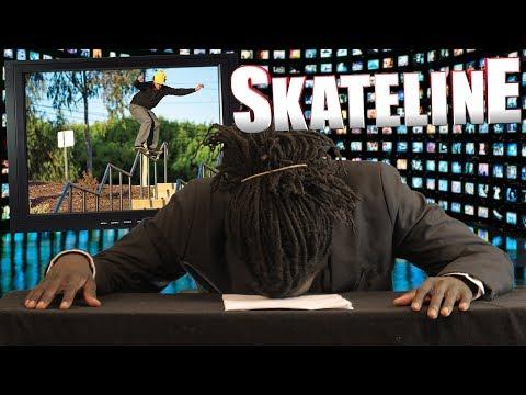 SKATELINE - Shane Oneill GO'S, Zion Wright, Tyson Peterson Pro, Niels Bennett / Suciu