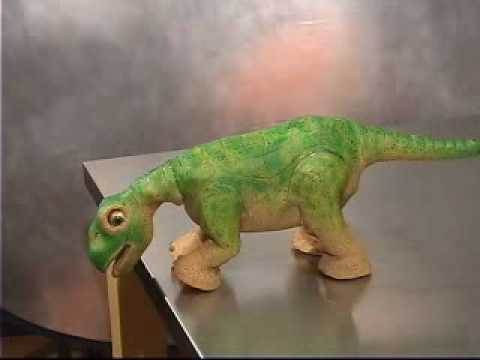 Pleo: The Smartest Robot Pet - Sexy Robots Videos video