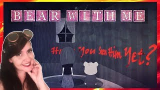 ADORABLE HORROR: Bear With Me   Cocktails Fright Night Friday Livestream