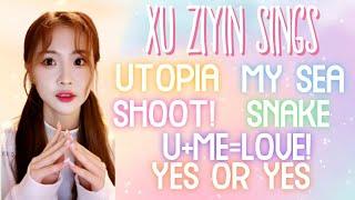 Download lagu GP999 XU ZI YIN sings GIRLS PLANET 999 songs in LIVE!