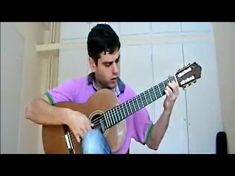 Etude no 7 -- Matteo Carcassi