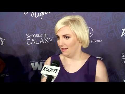 Lena Dunham Talks New Season of 'Girls and Her Decision to Go Blonde