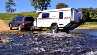 Rhinomax Discovery MK2 Off-Road Luxury Hybrid Camper | Review 2018