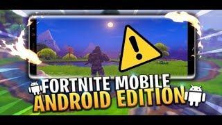How To Download Fortnite Android - News Fortnite Release Date - TOP FREE BETA APP