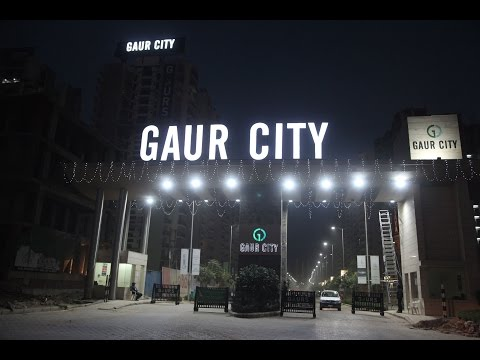 Gaur City Greater Noida-west (Noida Extension)
