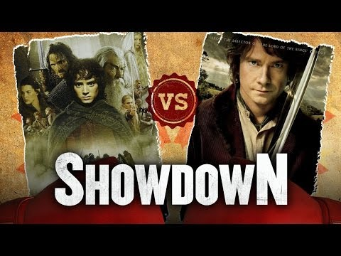 Lord of the Rings vs. The Hobbit - Which Middle-Earth Movie Is Better? Showdown HD