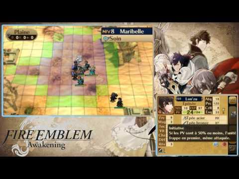 #09 La décision d'Emmeryn - Fire Emblem Awakening Let's Play HD FR