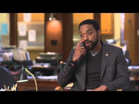 """Secret in Their Eyes: Chiwetel Ejiofor """"Ray"""" Behind the Scenes Movie Interview"""