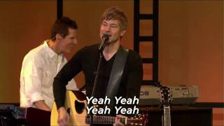 Watch Paul Baloche Because Of Your Love video