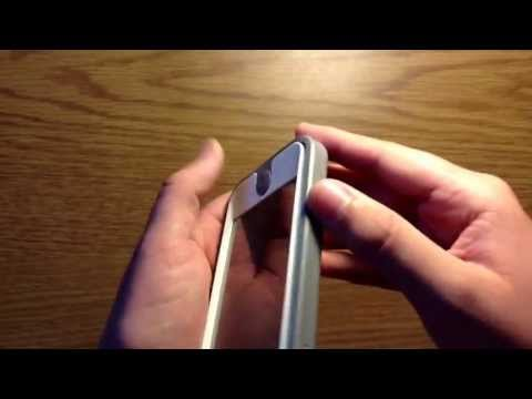 iPod Touch 5th Generation OtterBox Defender Series Unboxing!!!