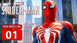 SPIDERMAN PS4 FR #1