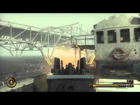 Resistance 3 Chapter 5--Wrightsburg Walkthrough [HD]