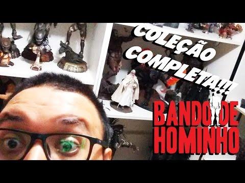 Bando de Hominho - COLEÇÃO COMPLETA!!!