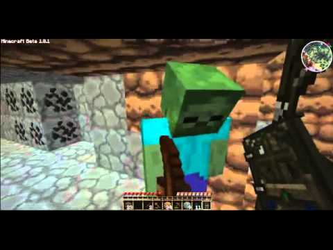 IGR:Minecraft co-op Pt. 1