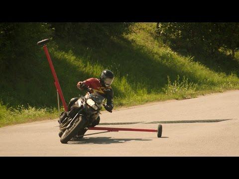 ADAC Motorrad Kurven- und Schräglagen-Training Südbayern