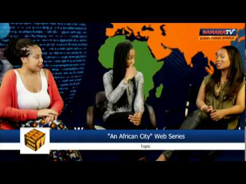 It's The African Version Of Sex In The City - Nicole Amarteifio video