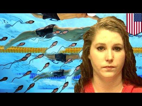 Entrenadora de natación es arrestada por tener romance ilegal con un menor de edad