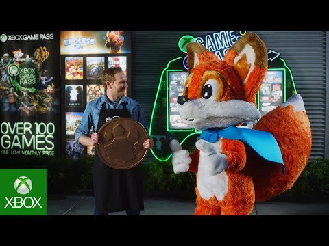 Xbox Game Pass – Super Lucky's Tale: Happy Dance