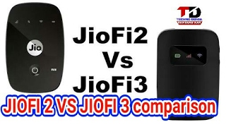 jiofi 2 and jiofi 3 comparison