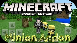 ✔MCPE Minion Addon by MierulLORD (Malay Language)