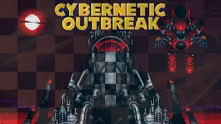 Sonic 4 Cybernetic Outbreak - Walkthrough (2015 Hacking Contest version)