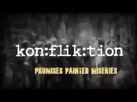 Download KONFLIKTION - promises painted miseries s  Mp4 baru