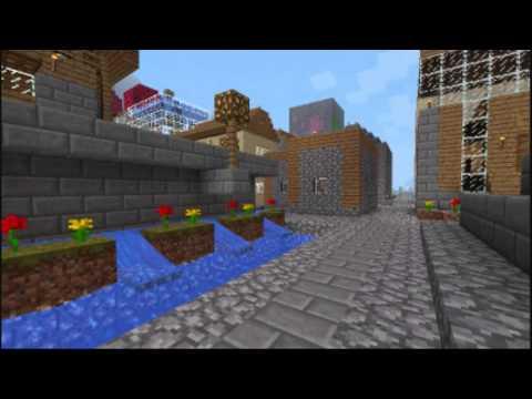 Ffn minecraft diamond city tour