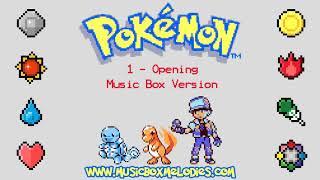 Opening (Music box version) - Pokemon red/blue OST