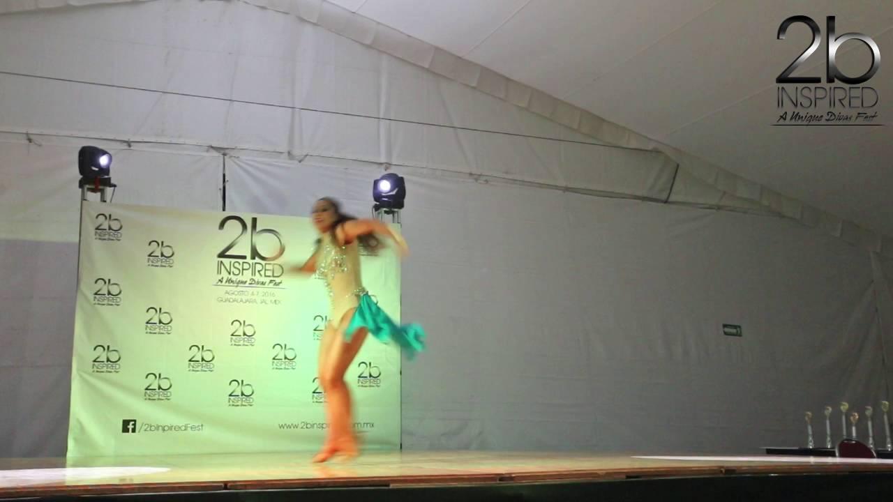 Itzel Guerrero | Salsa Soloista Abierta | 2b Inspired 2016