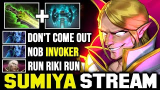 Don't Mess with the Imba Fallen Sky Invoker | Sumiya Invoker Stream Moment #1286