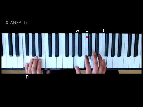A THOUSAND YEARS piano tutorial - Christina Perri