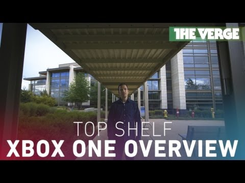 Xbox One: everything we know about Microsoft's new console (Top Shelf 012)