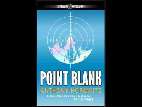 Firewizard23 Book Reviews: Point Blank by Anthony Horowitz