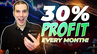 How to Make 30% Profit in 1 Month Trading Options (TRUTH REVEALED)