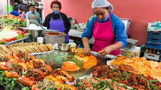 Mexican street food | Wikipedia audio article