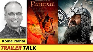'Panipat' ke trailer ka review | Komal Nahta