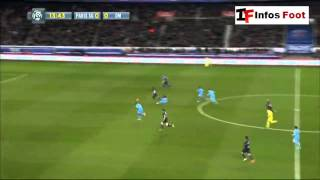 PSJ Lucas Moura shrubs and dribbling